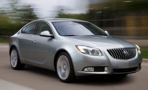 2011 Buick Regal | Car and Driver