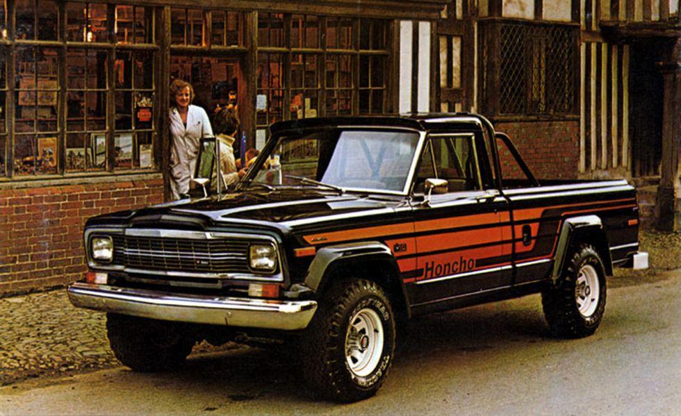 1980 Jeep Gladiator / J Series Truck