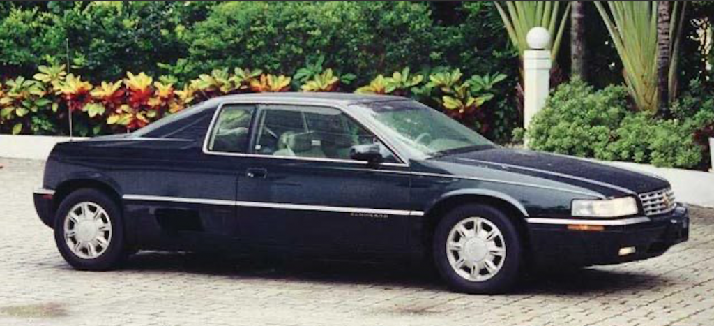 2000 Mosler TwinStar Eldorado front 3/4 view