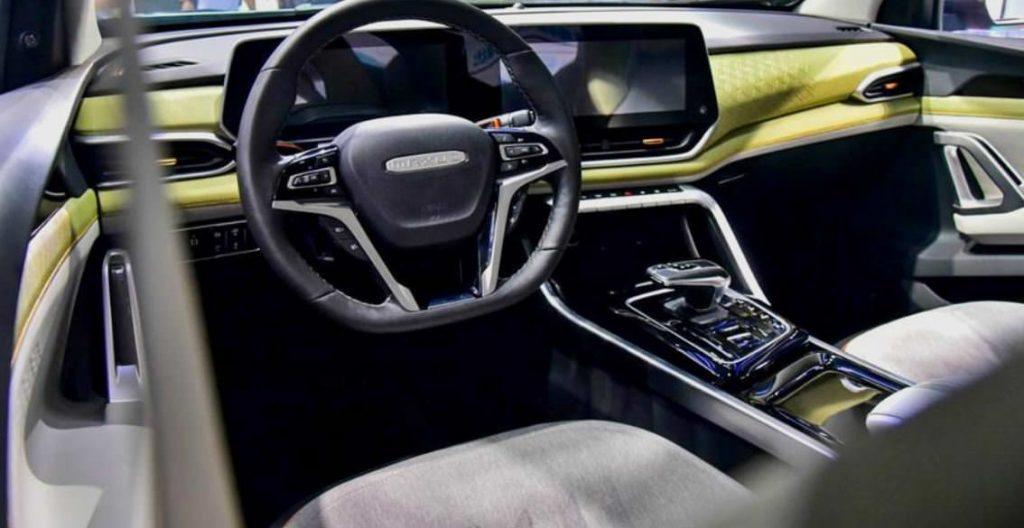SAIC concept pickup truck