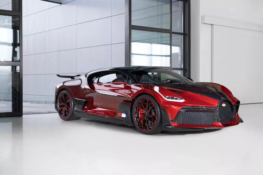 "Bugatti Divo ""ladybug"" | Bugatti"