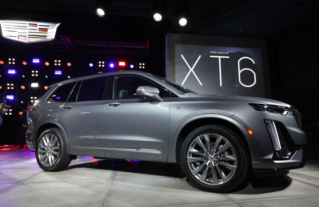 A Cadillac XT6 made Consumer Reports list