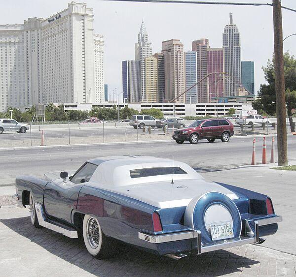Dunham Corvorado in Las Vegas