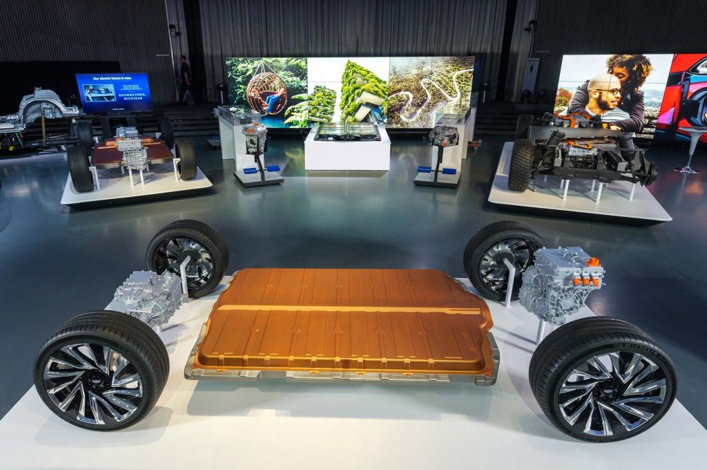 GM EV Day prototype