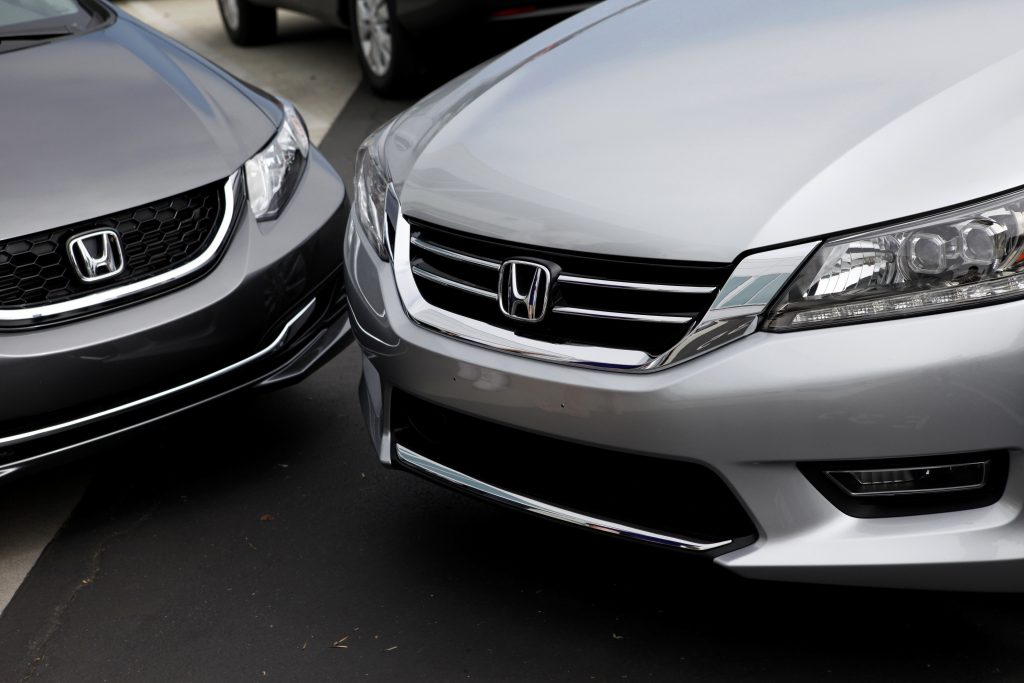 The Honda Civic and Accord are expensive to insure