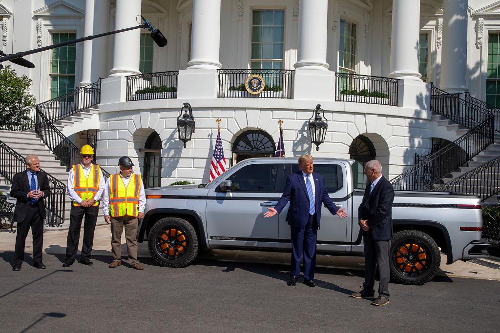 Trump capitalizing on manufacturing returning to Ohio
