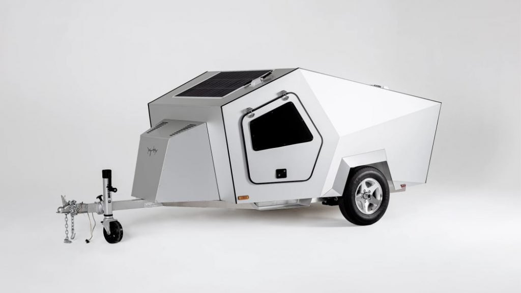 Polydrops teardrop camping trailer | Polydrops