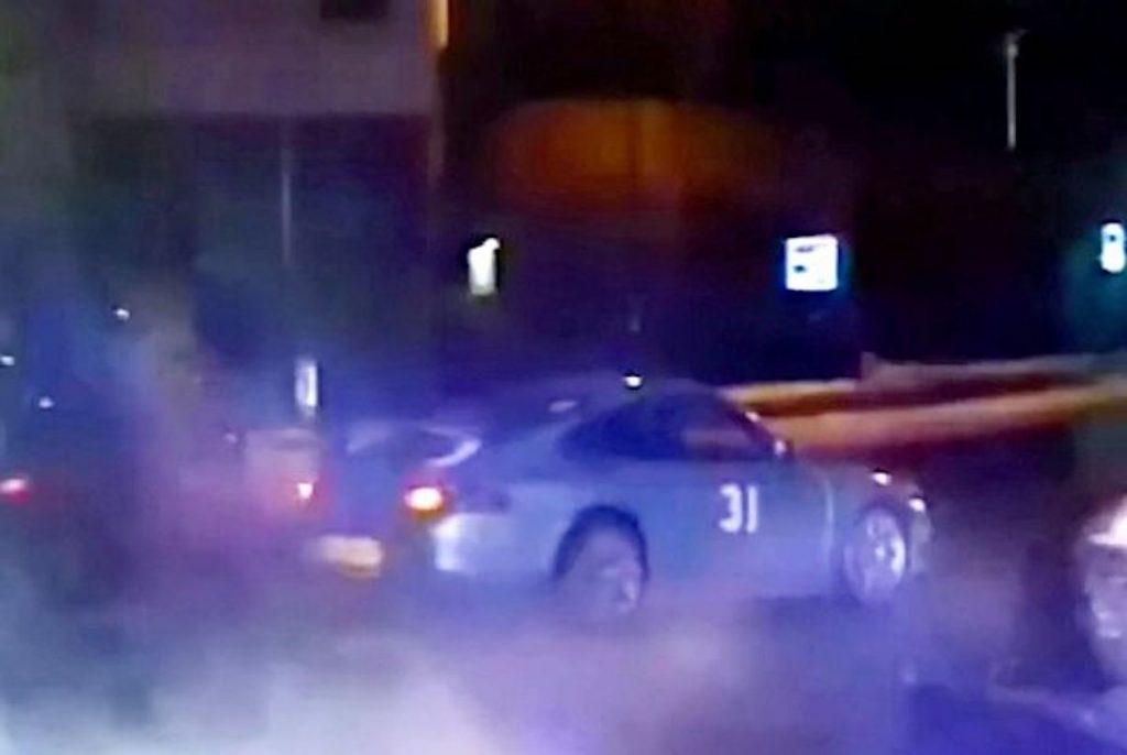 Stolen Porsche 911 GTS crashed in the U.K.