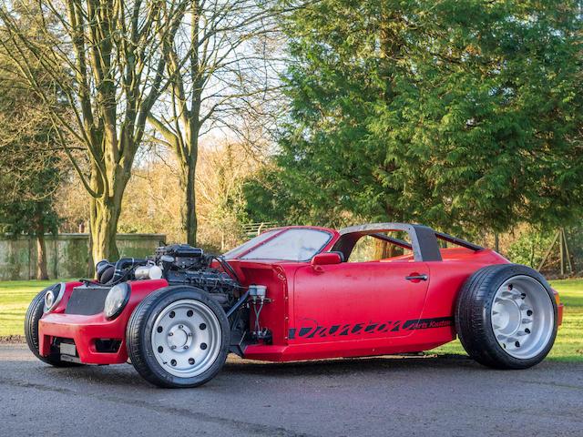 Porsche 911 hot rod Targa coupe