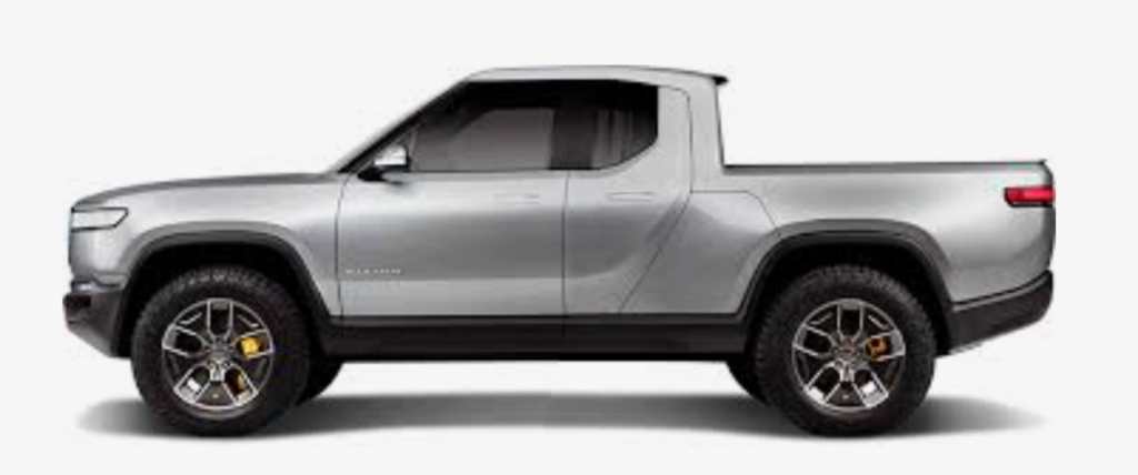 Photoshop of Bronco-like Rivian