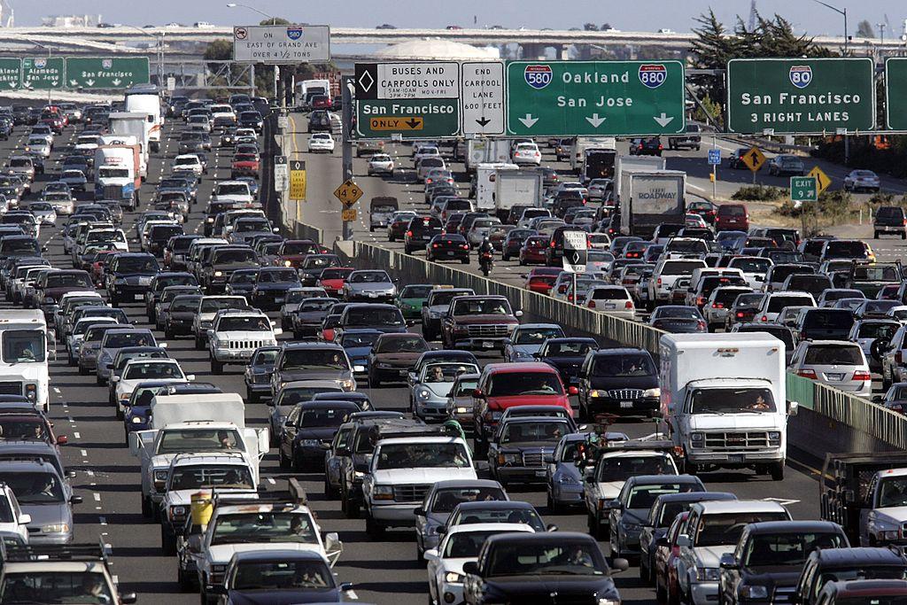 San Francisco traffic