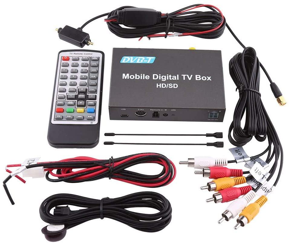 A DVB-T A TV Tuner Kit