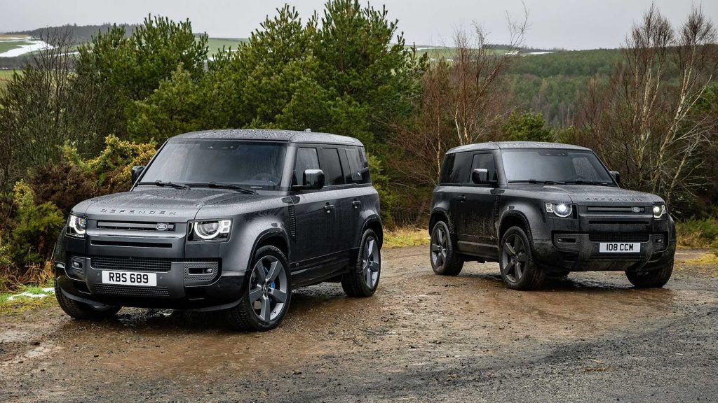 Land Rover Defender 110 | Land Rover