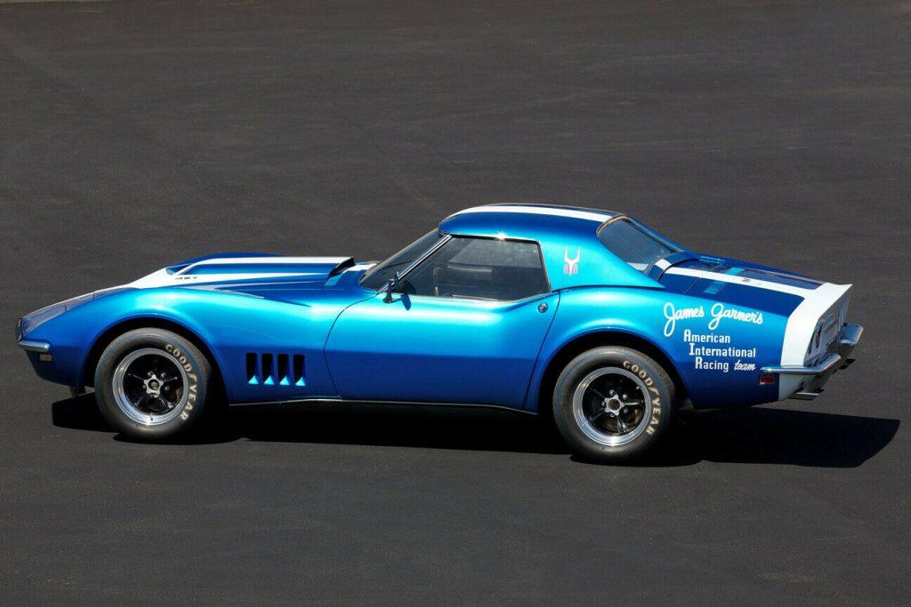 1968 L88 Corvette side view