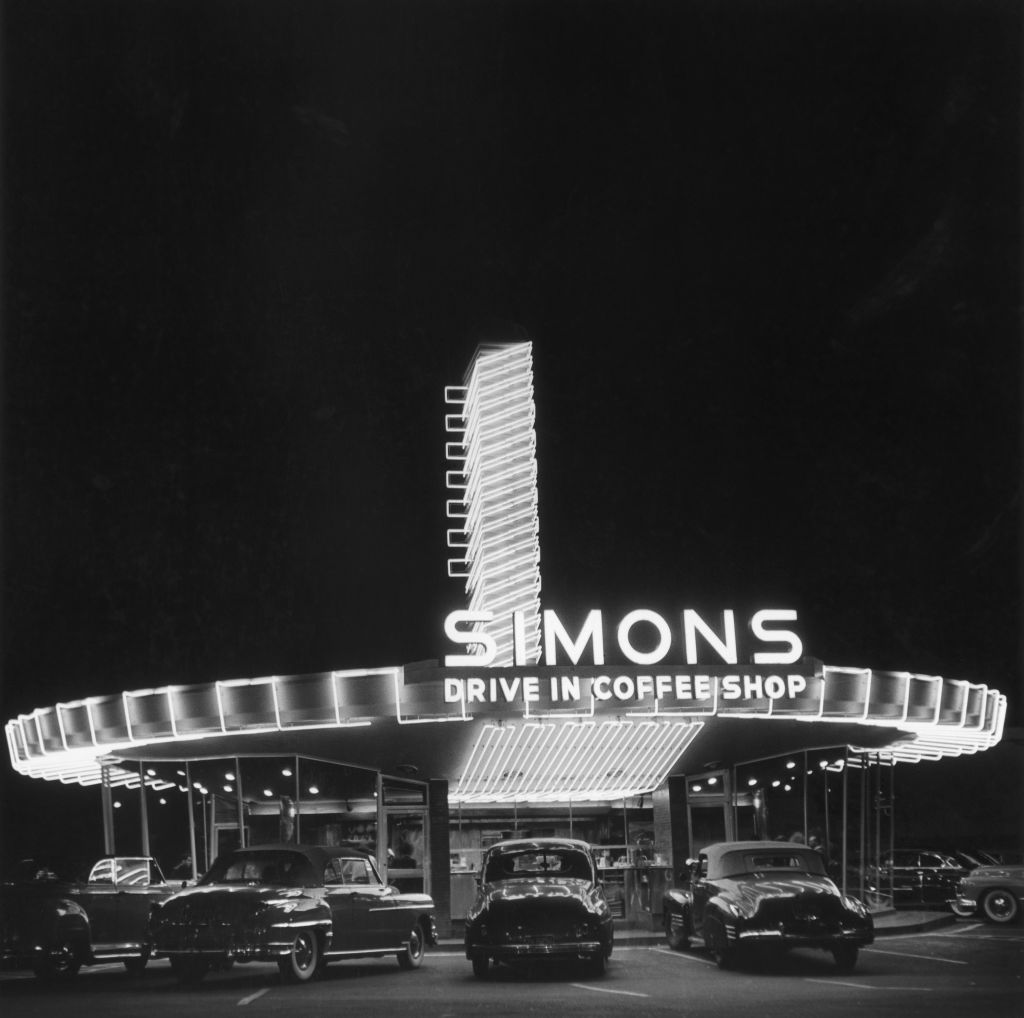 1950s Drive In