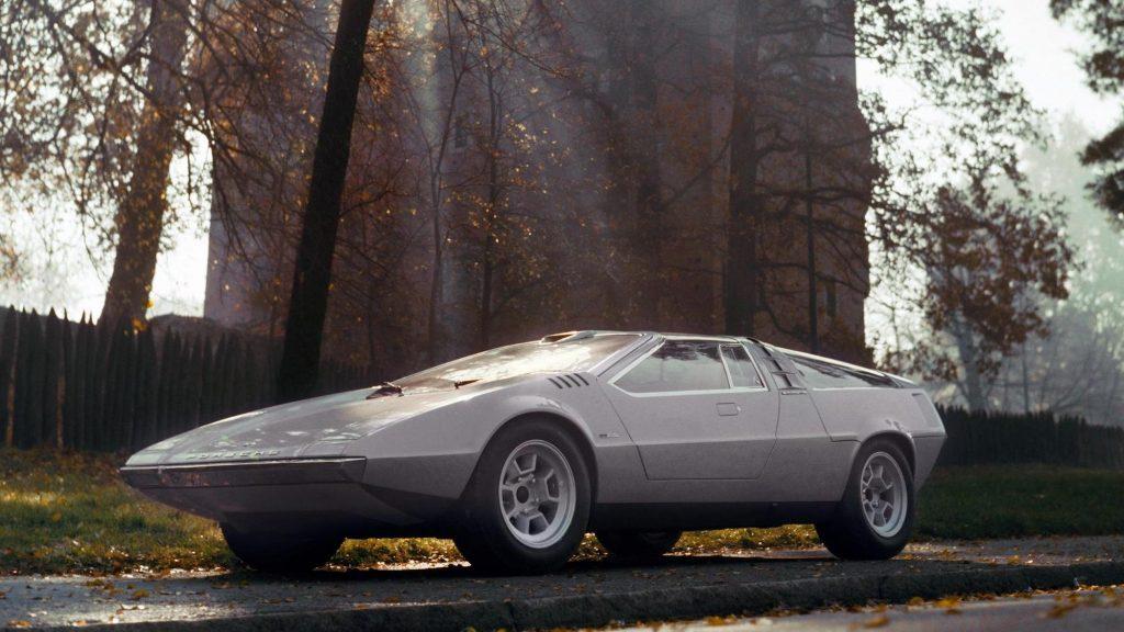 1970 Tapiro concept car