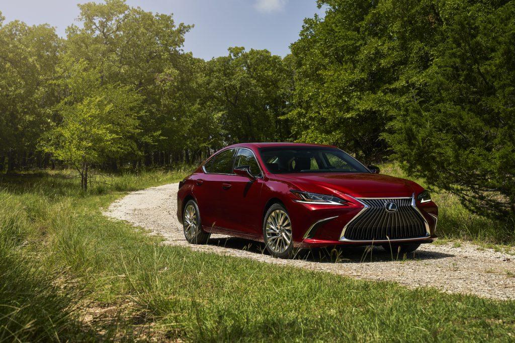 2021 Lexus ES 250 AWD | Lexus