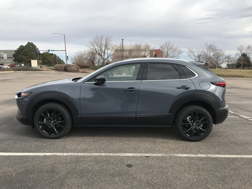 2021 Mazda CX-30 | Joe Santos/MotorBiscuit
