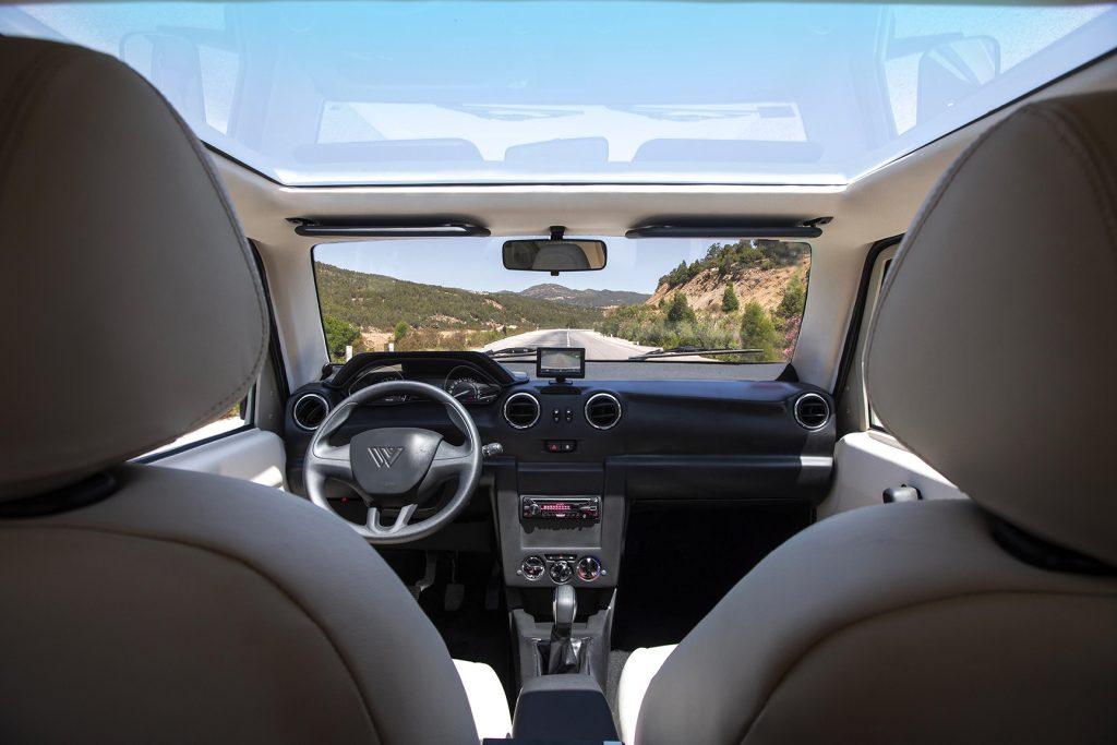 2021 Wallyscar IRIS interior
