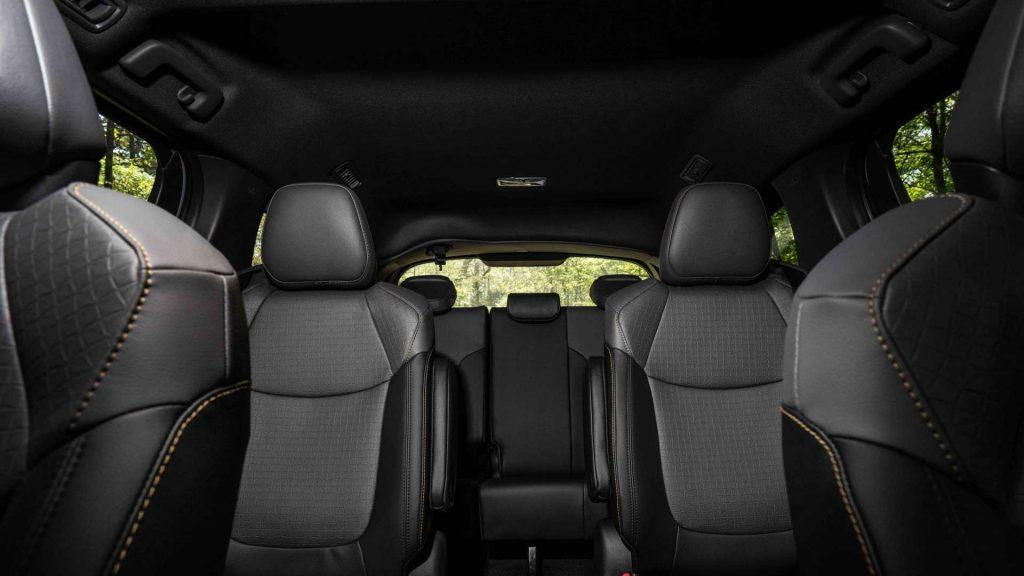 2022 Toyota Sienna Woodland Special Edition  interior