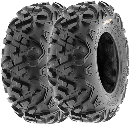 set of two SunF Power II off-road rec tires