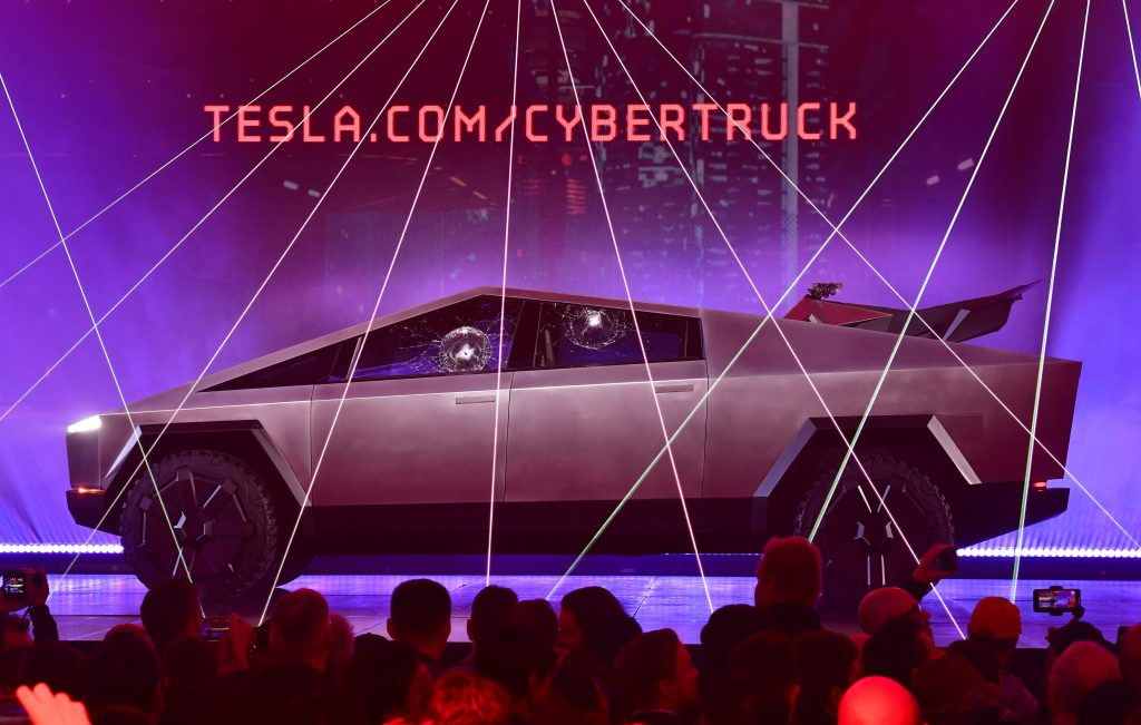 The Tesla Cybertruck is one of the new pickup trucks on tap for this year
