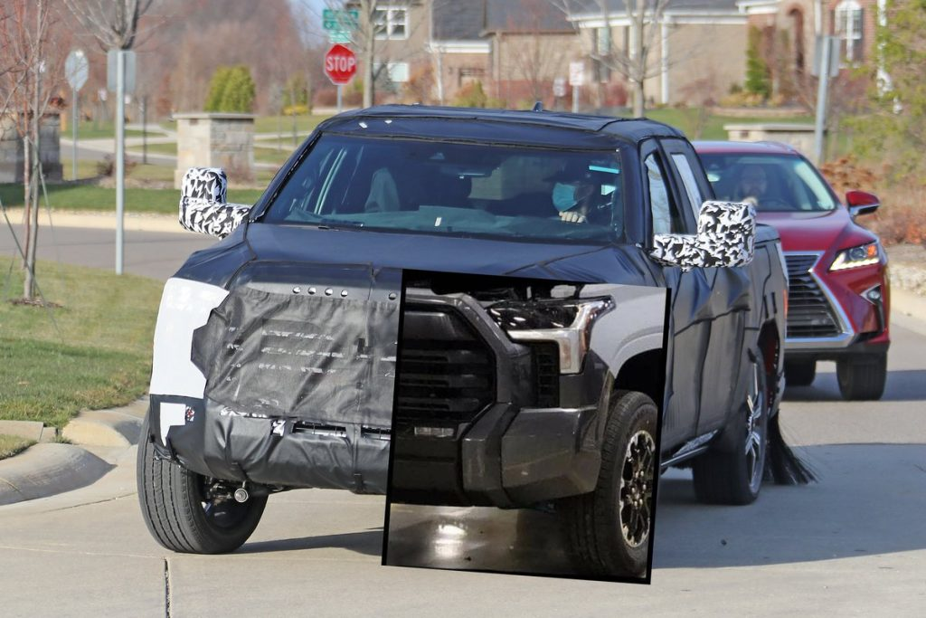 What the 2022 Toyota Tundra could look like