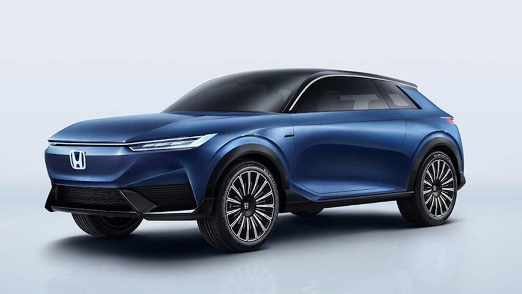 Honda-SUV-e-concept