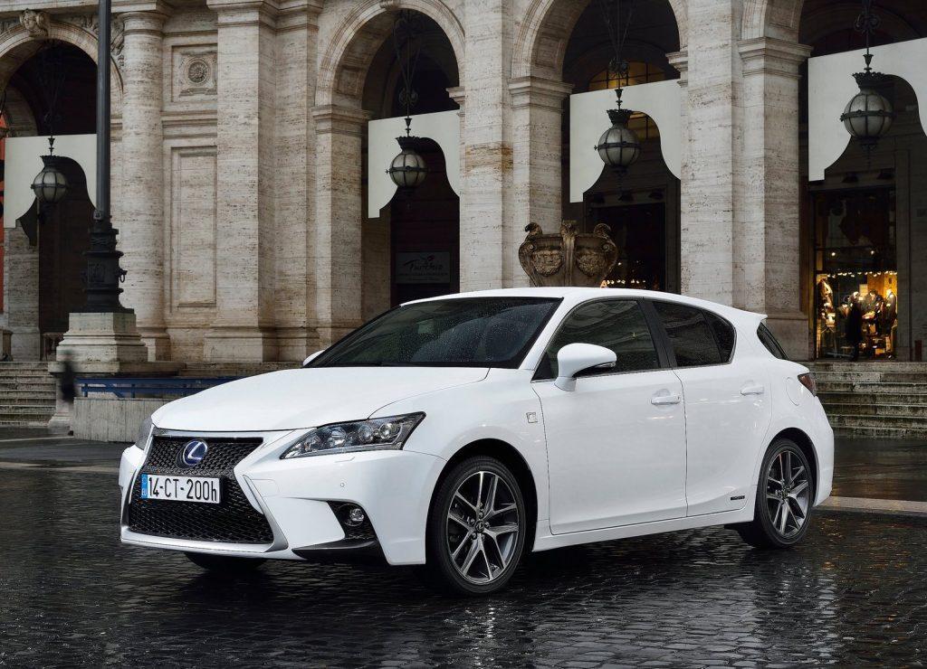 2016 Lexus CT Hybrid
