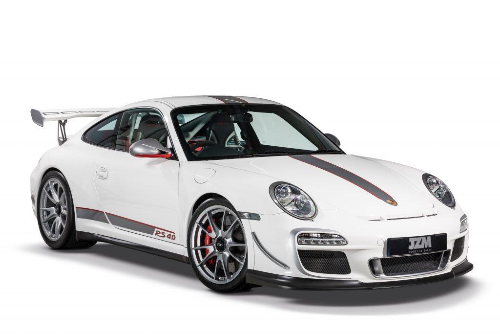 real Porsche 911 GT# RS