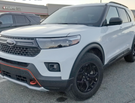 The 2022 Ford Explorer Timberline Is a Much Needed Upgrade