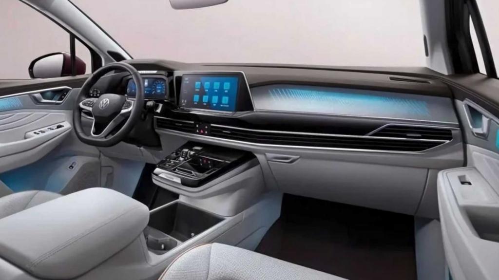 2022 Volkswagen Talagon Interior