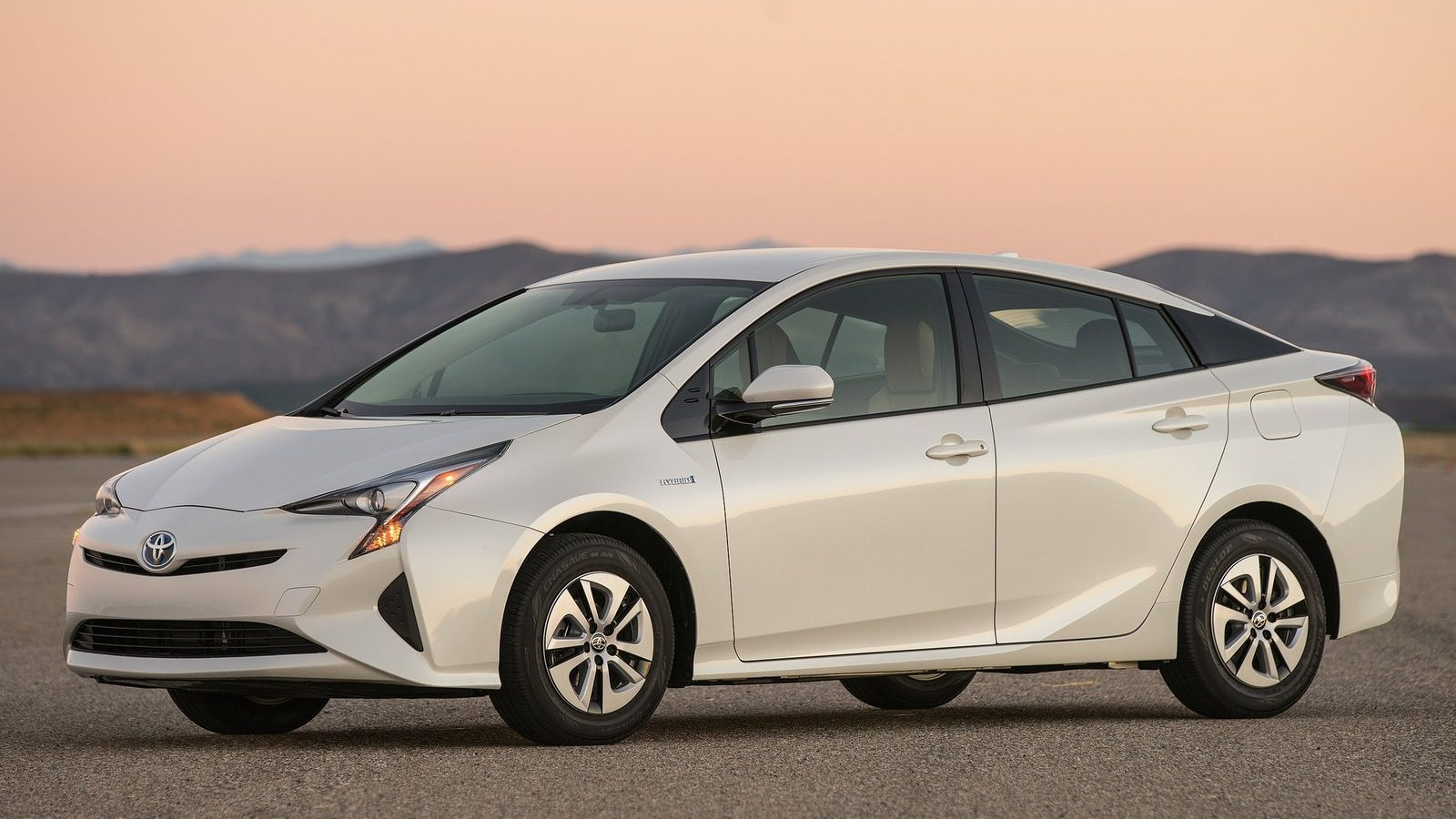 An image of a Toyota Prius outdoors, one of Consumer Reports' best used hybrid cars.