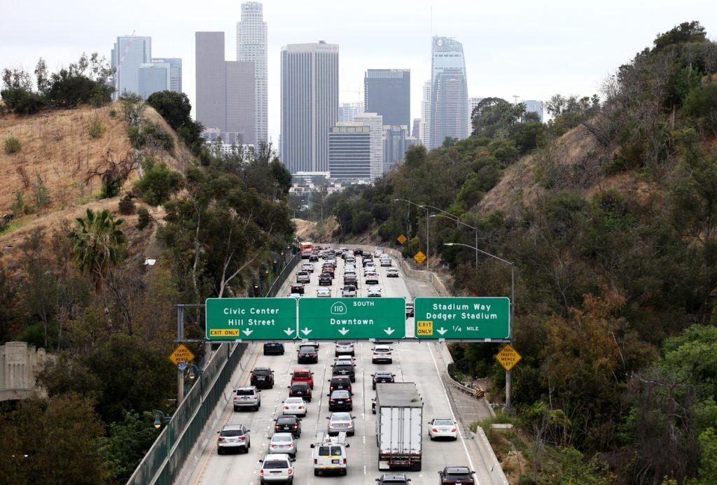 The U.S. Department of Transportation helps keep roads safe