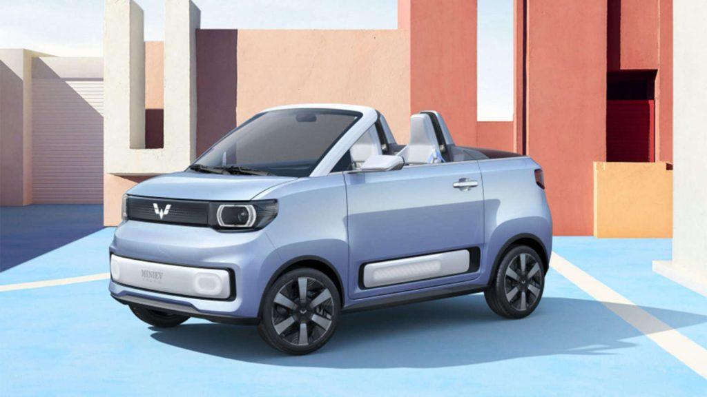 Whuling Hong Guang Mini EV Cabrio