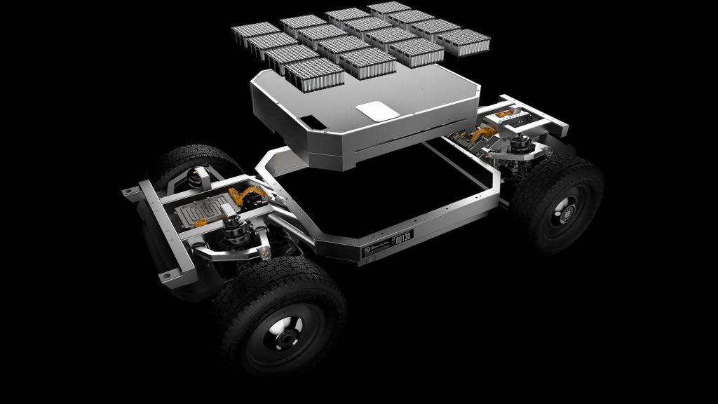 Zero Labs electric platform
