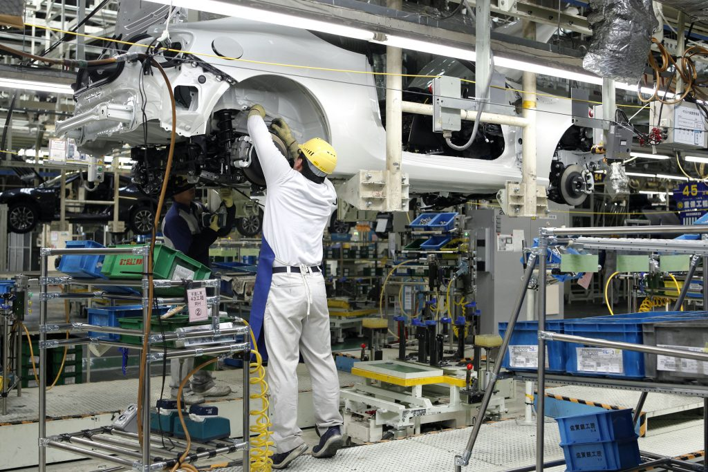 Subaru plant in Japan shuts down for two weeks due to semiconductor chip shortage