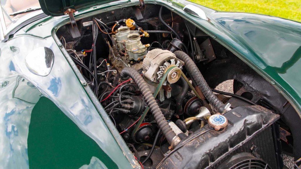 1939 Flathead V8
