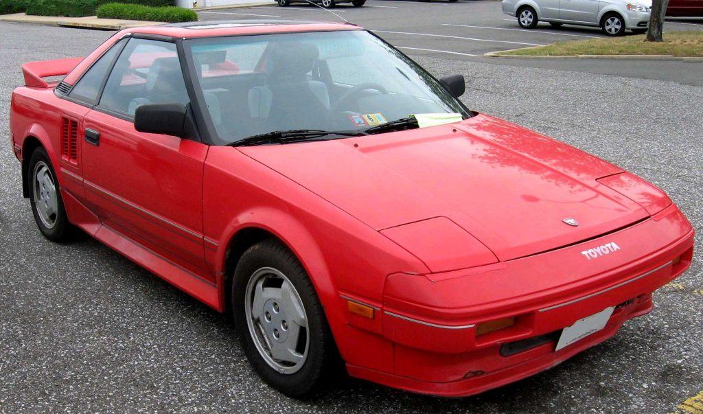1989 Toyota MR2