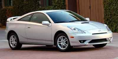last Toyota Celica from 2006