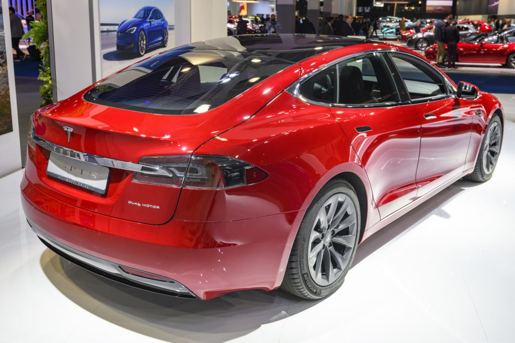 Consumer Reports does not suggest the Tesla Model S