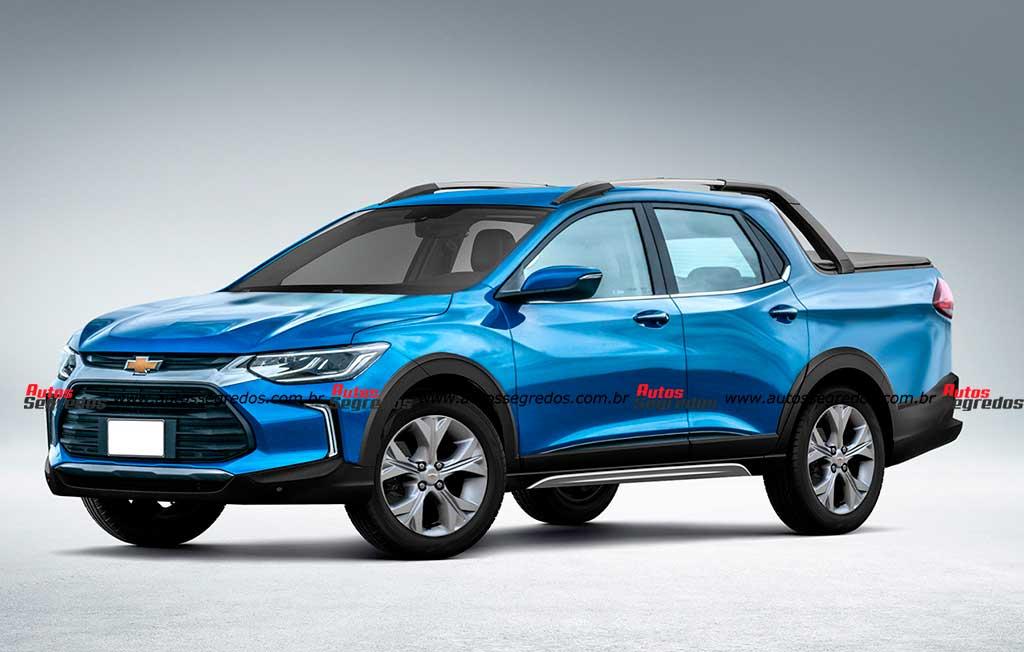 2022 Chevy Montana replacement speculation | Auto Segredos