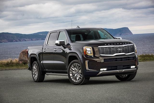 2022 Kia Telluride truck teaser image