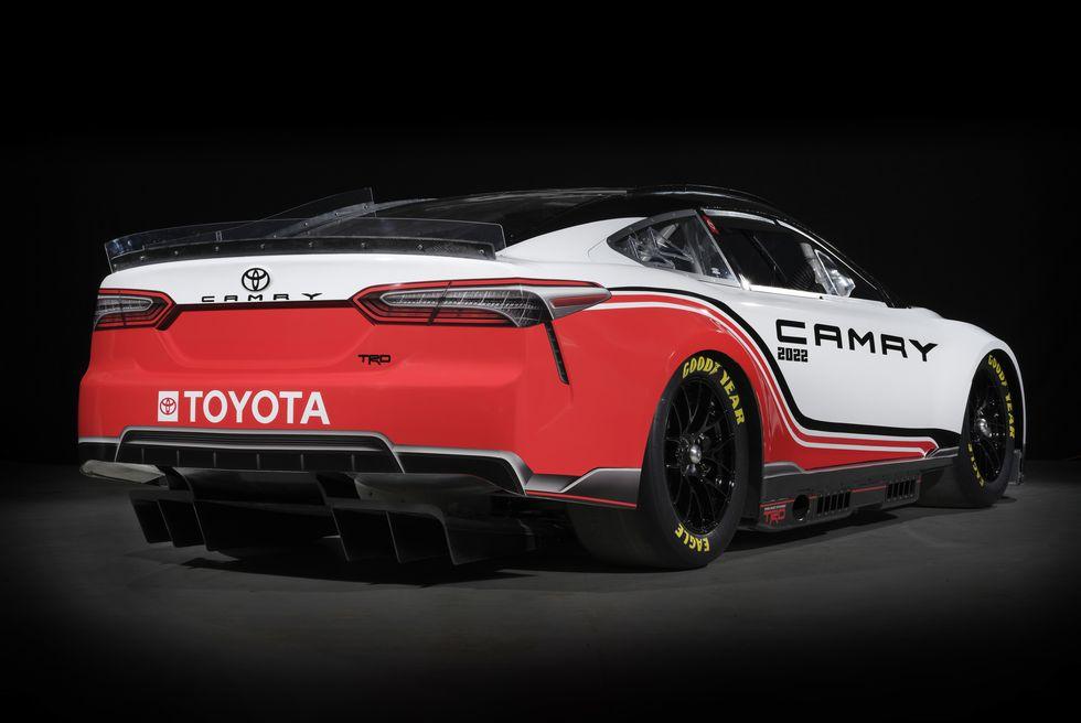 2022 Next-Gen NASCAR Toyota Camry