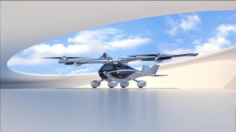 The 2026 NFT Asks flying car