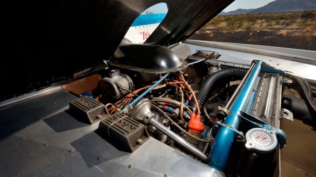 Big Oly 1969 Ford Bronco Baja 1000 winner 289 ci engine