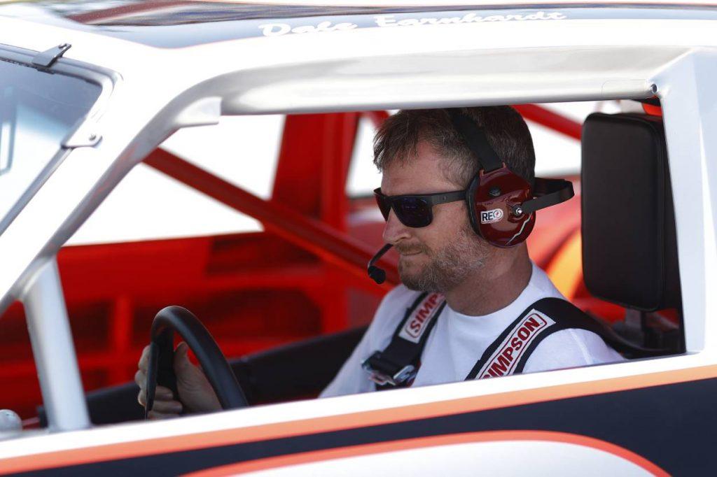 NASCAR legend Dale Earnhardt Jr. in 2021.