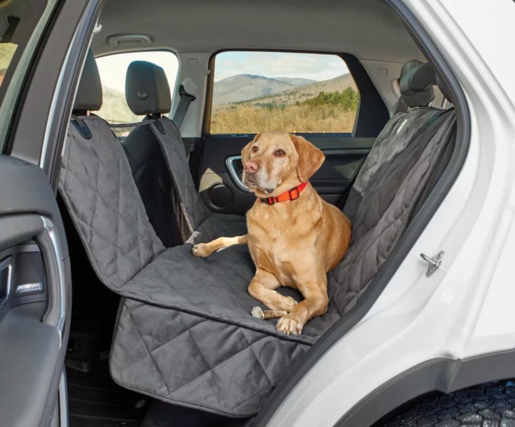 Dog travel hammock