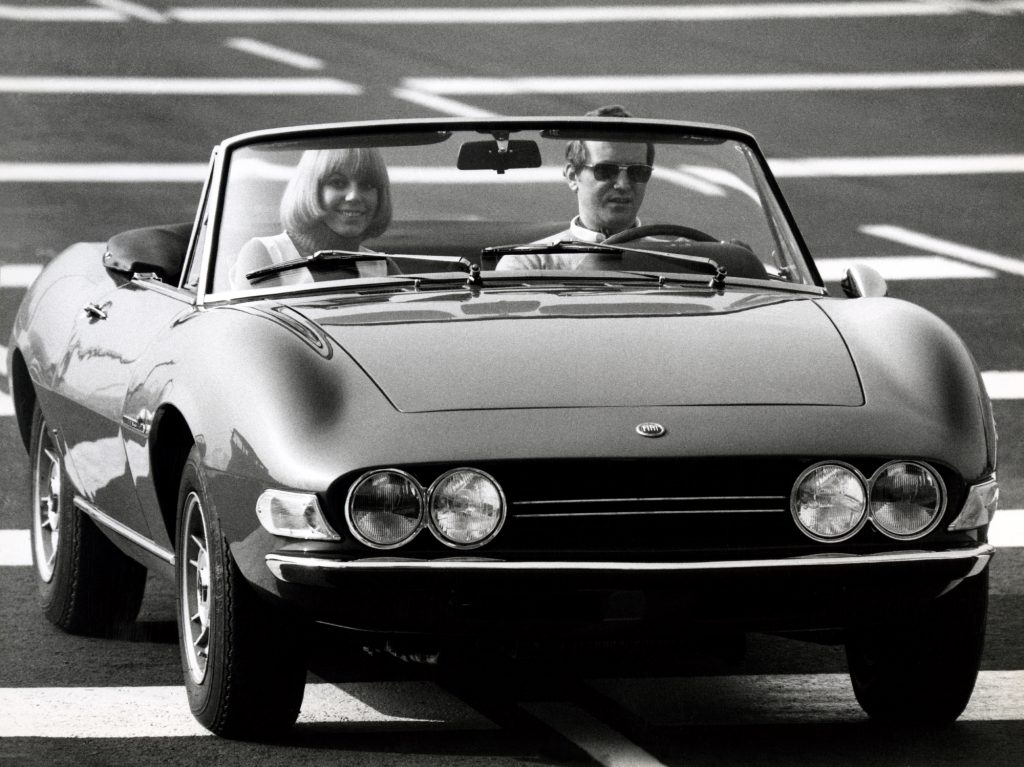 The Fiat Dino is one cool classic car