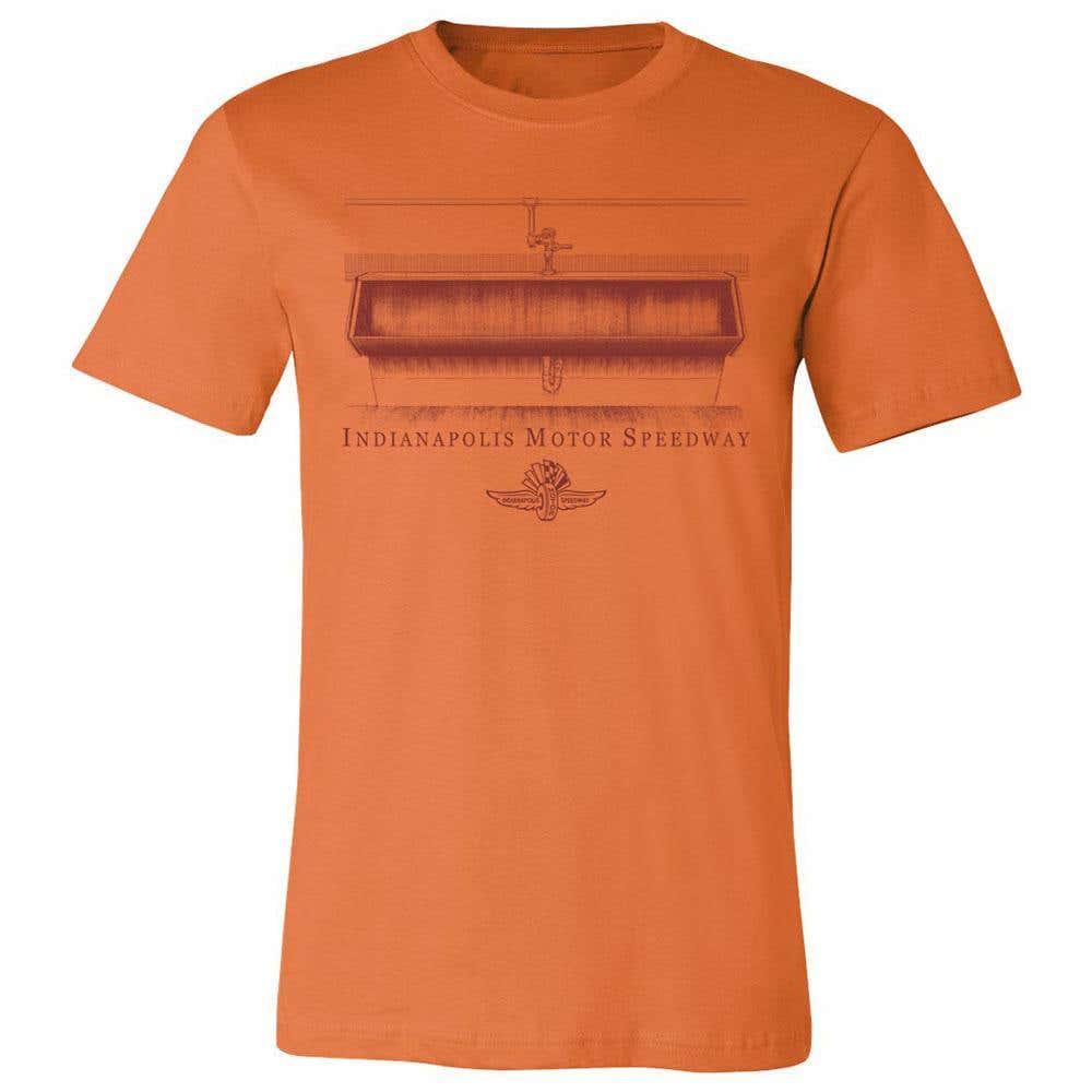 Indy 500 urinal commemorative t-shirt